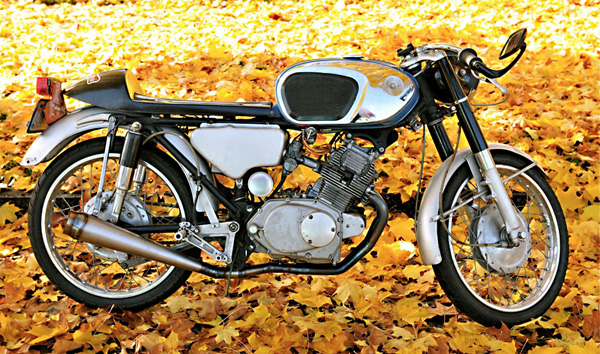 Honda CB 160 Cafe by Poor Bastards Cycle Works