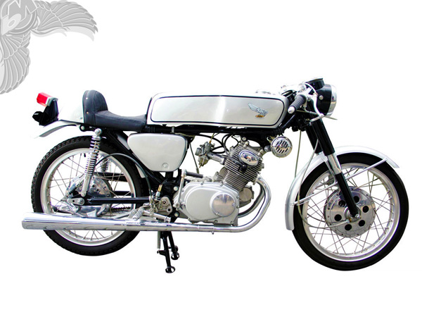 Honda CR93 Cafe