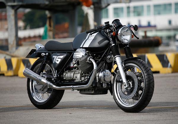 Moto Guzzi 1000 SP Cafe
