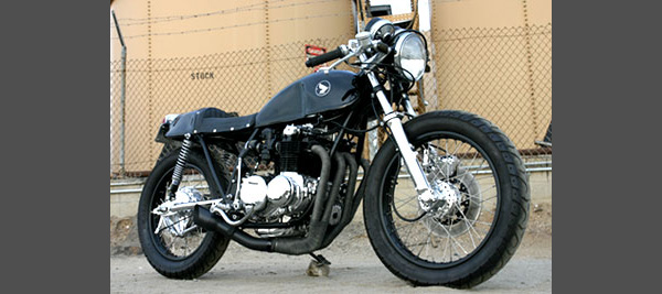 Honda CB550 Cafe - Lossa Engineering