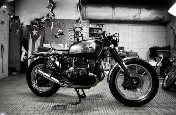 Blitz Motorcycles BMW R80/7