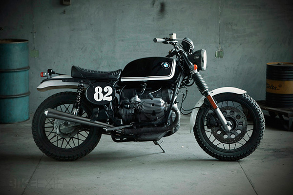 BMW R100 by Karles Vives