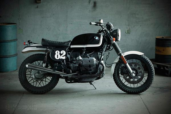 BMW R100 by Karles Vives