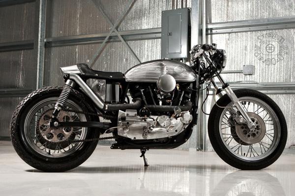 Harley Davidson Cafe - DP Customs
