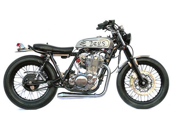 Yamaha SR 400 by Deus