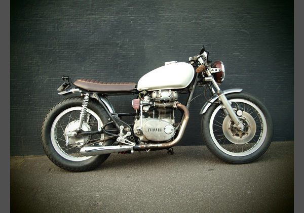 Yamaha XS650 - Modern Motor Cycle Co.