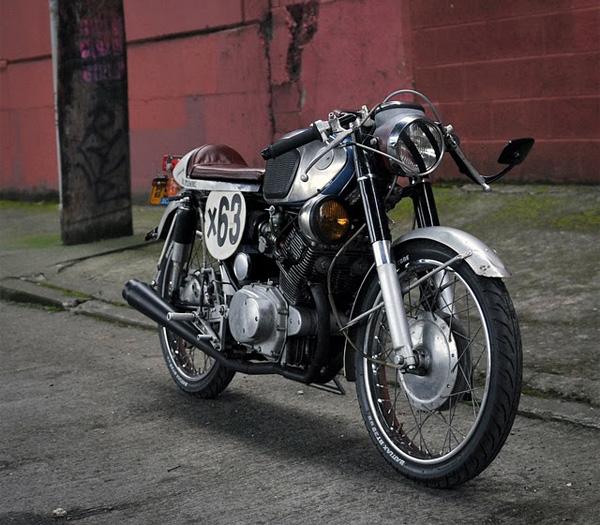 Honda CB160 Cafe