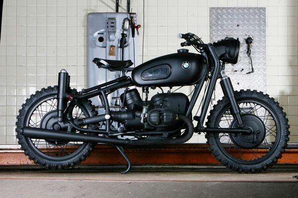 Blitz Motorcycles R60/2