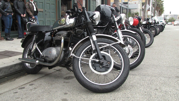 Venice Vintage Motorcycle Club