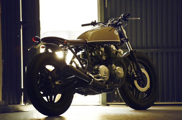 Honda CB750 by Cafe Racer Dreams