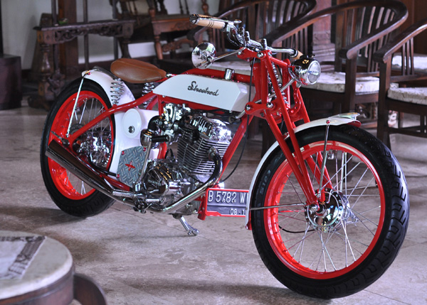 BSA Boardtracker