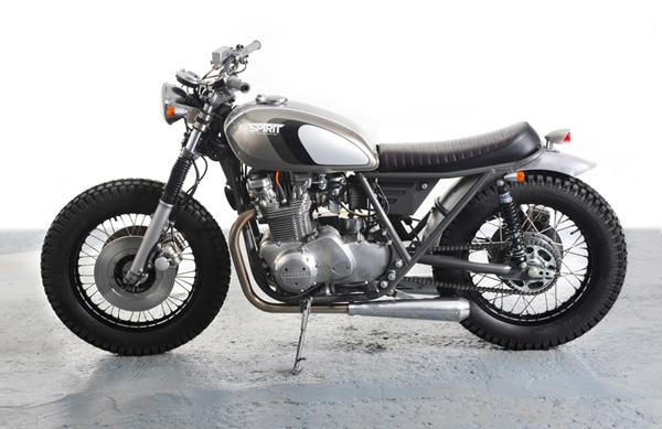 Kawasaki Z750 by Sprit of the Seventies