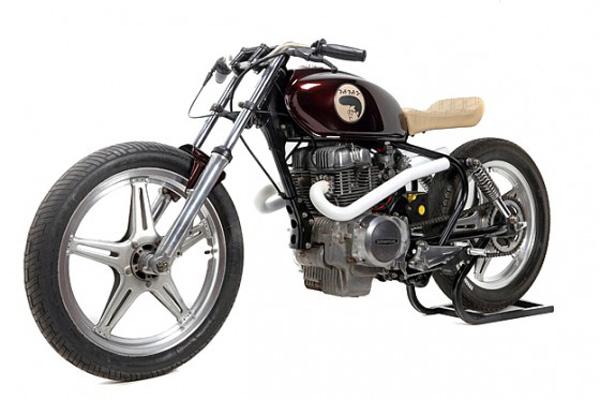 Honda CB250t