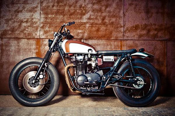 La Corona Motorcycles Yamaha XS650