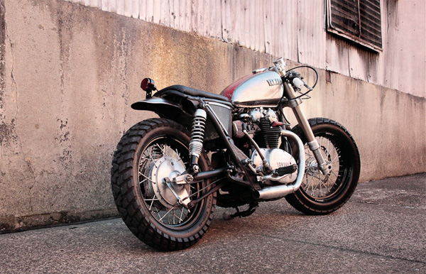 Yamaha XS650 by Classified Moto