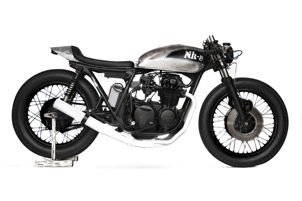 Anvil Motociclette CB500 Cafe